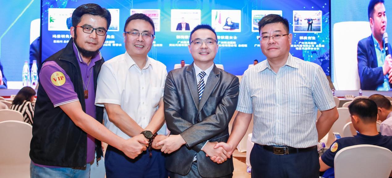 動態 | 6月6日,熊斌、胡忠代表國際貿易博覽會組委會赴穗空同盟展覽會交流