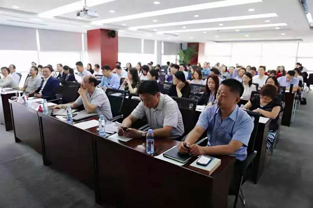 动态 | 天地纵横CEO熊斌先生参加中国国际商会Incoterms最新变化及相关实务讲座