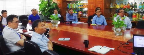 动态 | 天地纵横顾问团队为香港南*集团提供中国国际贸易单一窗口、关检业务融合和金关二期培训